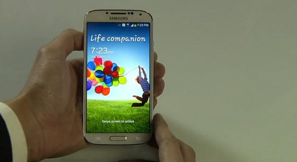Samsung's Galaxy S IV